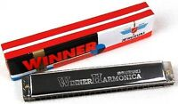 Harmonica - Suzuki Winner Tremolo 24 C# W24  W-24 key of C#  Japan brand