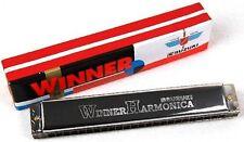 Harmonica - Suzuki Winner Tremolo 24 G W24  W-24 key of G  Japan brand