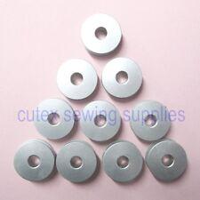 Brother Industrial Single Needle Machine Aluminum Bobbins - 10 Pack #146290001