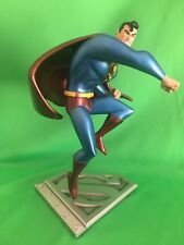 DC Collectibles Superman The Animated Series Statue Bruce Timm Man Of Steel