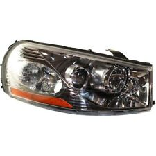 New Headlight (Passenger Side) for Saturn L200 GM2503229 2003 to 2005