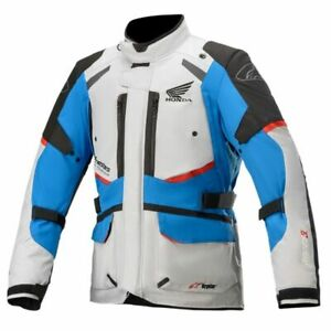 2021 Alpinestars Honda Andes v3 Drystar Adventure Motorcycle Jacket - Pick Size