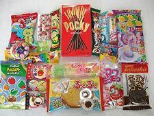 Japanese Dagashi Set japan popular candy snack okashi sweets lots 25pcs