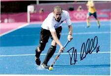 Olympic Champion 2012 London at Hockey Thilo Stralkowski original signed photo.