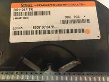 RED LED BR1101F, RED LED, 3 X 2mm, SMD, 12.4mcd by STANLEY, X 20pcs on strip