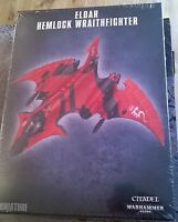 WARHAMMER 40K ELDAR HEMLOCK WRAITHFIGHTER / CRIMSON HUNTER NEW & SEALED