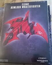 WARHAMMER 40K ELDAR HEMLOCK WRAITHFIGHTER / CRIMSON HUNTER NEW & SEALED