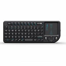 Rii 2.4GHz Mini Wireless Keyboard + Mouse Touchpad for PC Rasberry PI Smart TV