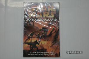 Star Wars Visionaries Trade Paperback TPB Darth Maul Vader General Grievous R2D2