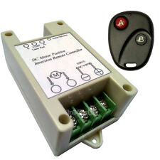 Wireless Positive Inversion Remote Controller for DC Motor Load Linear Actuator