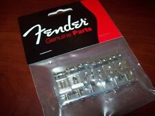 NEW Genuine Fender Classic, Pawn Shop Hardtail Strat Bridge, CHROME 006-0068-000