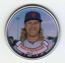 2017 Topps Archives Baseball Topps Coin #C-7 Noah Syndergaard Mets