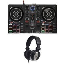 Hercules DJ Control Inpulse 200 DJ Controller with MH110 Studio Headphones