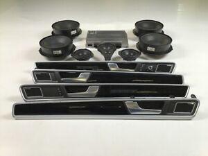 7P6867420 Dynaudio Speaker System VW Touareg II (7P)