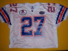 FLORIDA GATORS 1996-97 D. JACKSON NATIONAL CHAMP SUGAR BOWL FOOTBALL GAME JERSEY