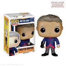 Doctor Who - Twelfth Doctor with Spoon US Exclusive Pop! Vinyl Figure Funko BNIB