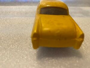 LIONEL #0068 HO Executive Inspection Car VINTAGE Yellow