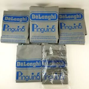 Delonghi Pinguino Portable Air Conditioner Storage Cover Accessory Bag Lot of 5