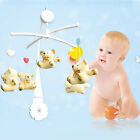 5Pcs Baby Crib Bed Bell Toy DIY Hanging Holder Arm Bracket + Clockwork Music Box