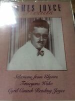 James Joyce Reads Selections From Ulysses, Finnegans Wake.