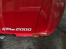 Alfa Romeo 105 Gtv ... GTAm decal