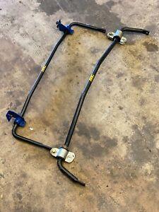BMW e30 ST sway bars 325 318 M3 Ireland Engineering Rear Reinforced Mounts