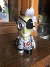 Kidrobot Adult Swim Mini - Robot Chicken - Mad Scientist