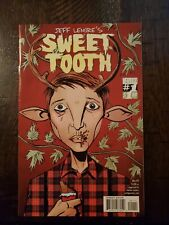 Sweet Tooth the Return 1A VF Stock Image