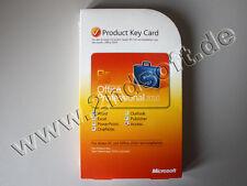 Office 2010 Professional (PKC), deutsch - neu - ORIGINAL-BOX - KEINE ESD