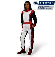 Combinaison pilote RRS FIA EVO Avanti rouge TM
