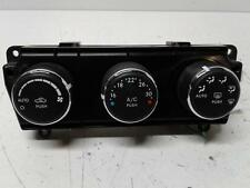 PM DODGE CALIBER HEATER AIR CONDITIONING CONTROLS, 08/06-12/12