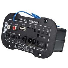 New listing Universal Bluetooth Car Stereo Audio Digital Amplifier Mp3 Usb Tf Remote Control