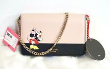 NWT Kate Spade New York x Minnie Mouse Chain Wallet Crossbody Bag, pwru7480