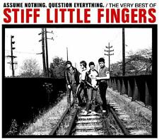Stiff Little Fingers - Assume Nothing, Question Everything: The Very Best Of 2CD