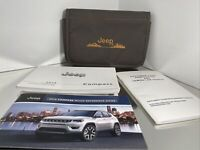 19 2019 Jeep Compass owners manual/user guide with Navigation