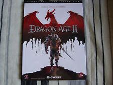 Guía Oficial - Dragon Age 2 II - Española - Precintada - Nueva - Pc Ps3 Xbox 360