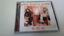 "ELLA BAILA SOLA ""E.B.S."" CD 15 TRACKS COMO NUEVO"