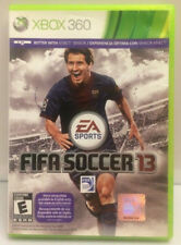 FIFA Soccer 13 (Microsoft Xbox 360, 2012) GAME DISC AND CASE