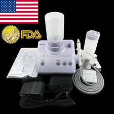 FDA CERTIFICATION Dental Ultrasonic Piezon Scaler Auto Water fit EMS WOODPECKER