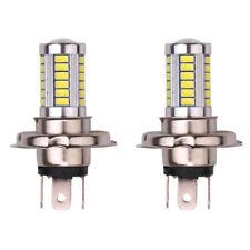 H4 5630SMD 33Led Car Fog Light Headlight Driving Lamp Bulb 6000-8000K