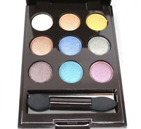 Avon MARK ON THE DOT  Eye Color Compact 9 Eye Shadows in 1 Case New Old Stock