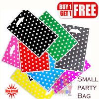 POLKA DOT SPOT PAPER SWEET BAGS PICK N AND MIX BAG GIFT BAGS WEDDING CANDY CART
