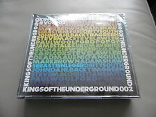 NUOVO KINGS OF THE UNDERGROUND 2 002 3 CD ALBUM CARL COX ITO & STAR YOUSEF 2009