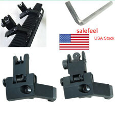 Front & Rear Flip Up 45 Degree Offset Adapter Rapid Backup Iron Sight Transition