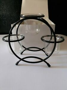 Three Tier Candle Holder Modern