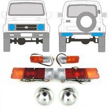 Suzuki Samurai 1986-1995 2x Scheinwerfer / 2x Blinker / 2x Rücklichtlampe / SATZ