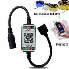 Mini Bluetooth LED Controller USB 5V For 5050 3528 RGB Strip Light TV Backlight