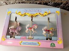 Vintage Ultra Rare Matchbox#Nrfb Carousel Collection Horse Nib