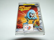 KAT TRAP planet of cat-men by BUG BYTE for ZX SPECTRUM excellent CONDITION!
