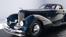 Jay Leno's Duesenberg Aerodynamic Walker Coupe in 1:24 Scale